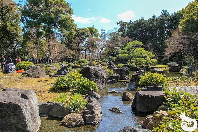 城南宮 しだれ梅と椿まつり|平安の庭