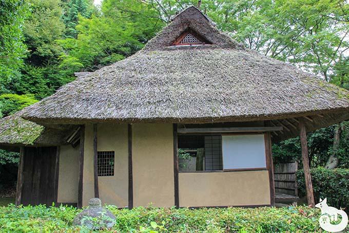 金福寺 芭蕉庵