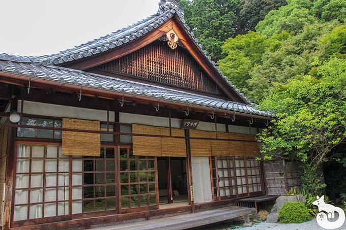 金福寺 本堂