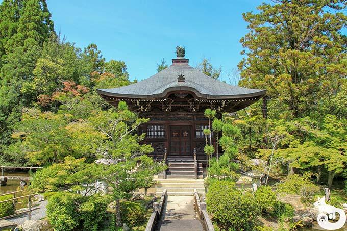 清涼寺 弁天堂