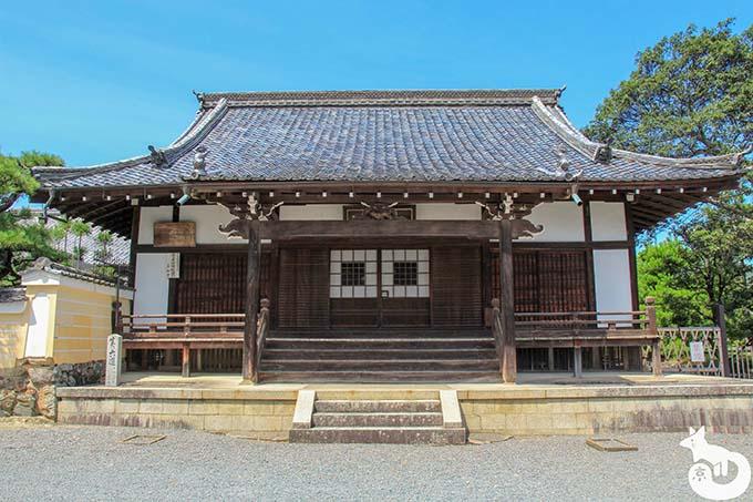 清涼寺 薬師堂