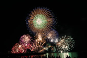 千日会観光祭 花火大会|2018年の日程と開催情報