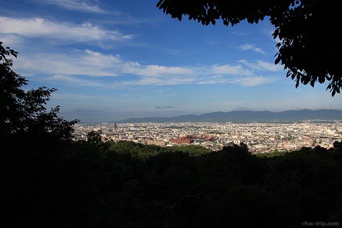 京都市内の風景