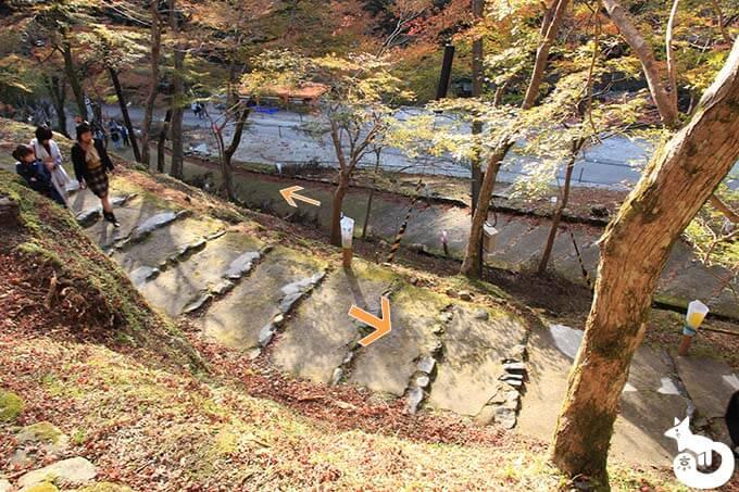 神護寺へのルート3