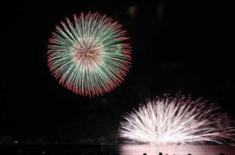 小天橋夏祭り すいすいビーチナイトカーニバル|2018年の日程と花火情報