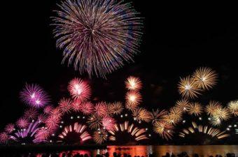 宮津燈篭流し花火大会|2018年の日程と開催情報