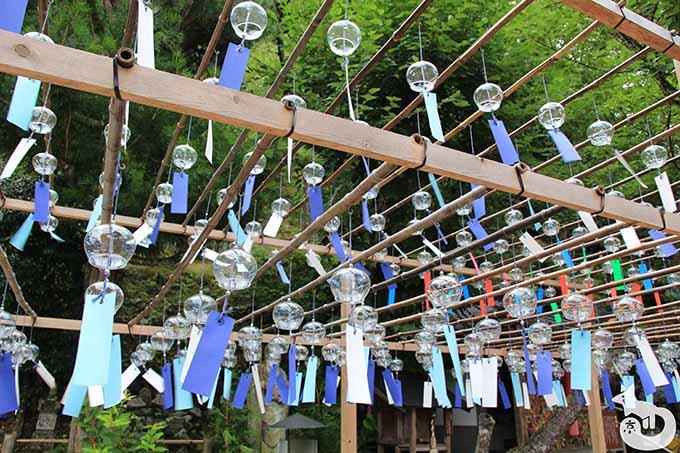 正寿院の風鈴