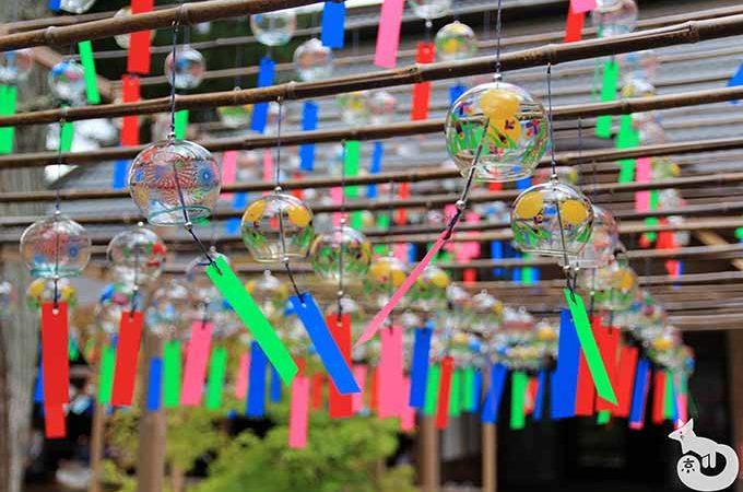 京都 正寿院の風鈴祭りに行ってきた!混雑状況や行くときの注意点
